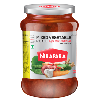 NP MIXED VEGETABLE PICKLE