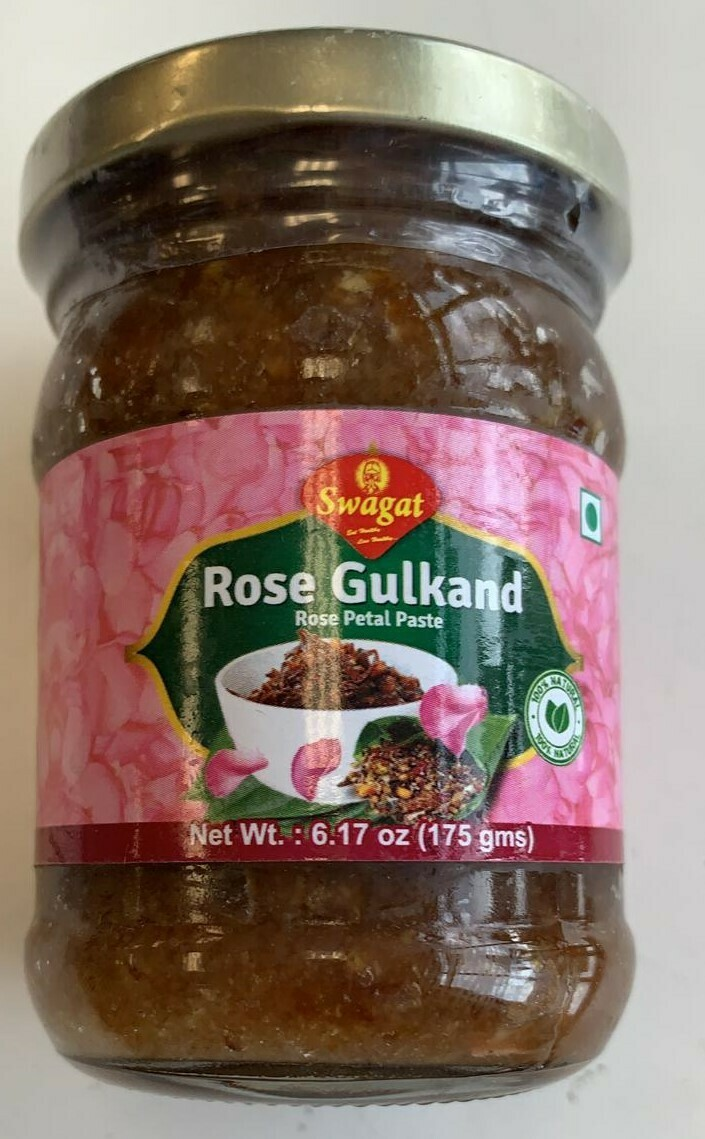 SWAGAT ROSE GULKAND 175gm