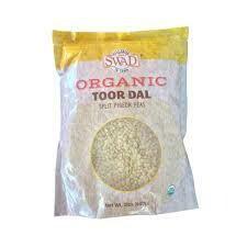 Swad Organic Toor Dal 4lb