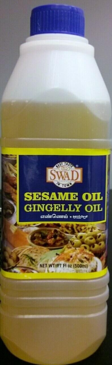 SWAD GINGERLY OIL 1ltr