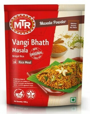 MTR VANGIBATH POWDER 100G