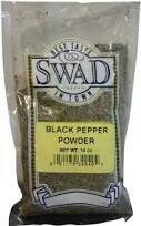 SWAD BLACK PEPPER COARSE 400gm