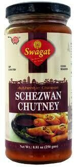 SWAGAT SCHEZWAN CHUTNEY 250 GM
