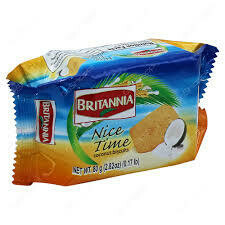 BTNA NICE TIME COCONUT 80g