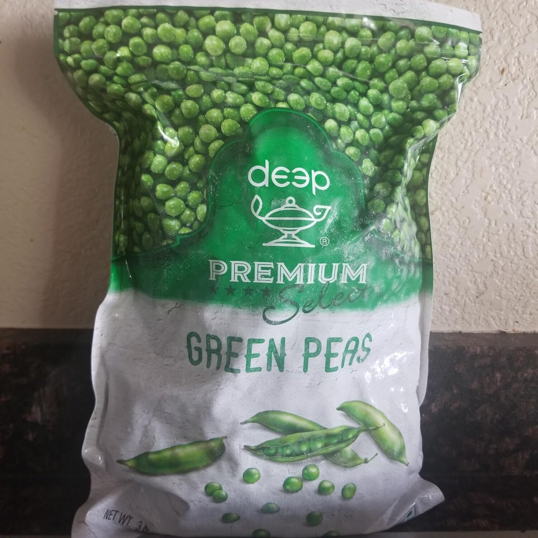 DEEP GREEN PEAS 3.85 llb
