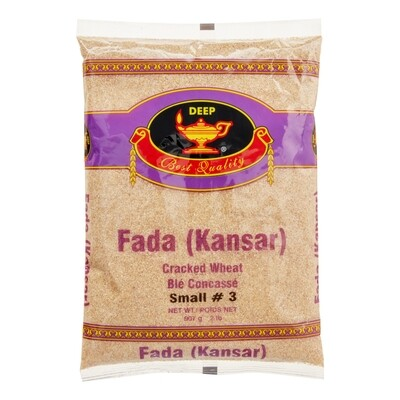 DEEP CRACK WHEAT FINE (KANSAR)  2lb
