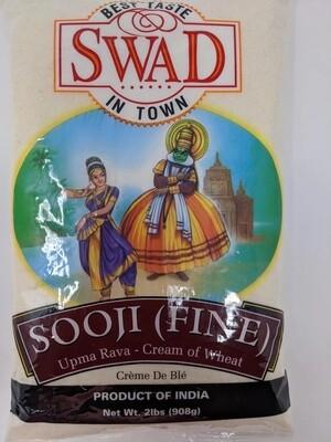 SWAD SOOJI FINE 2LB