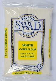SWAD WHITE CORN FLR 4LB