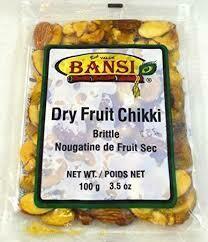 BANSI DRY FRUITS CHIKI 100 Gram