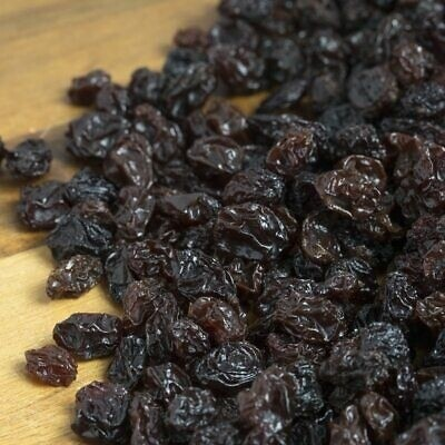 LX BLACK RAISINS 400gm