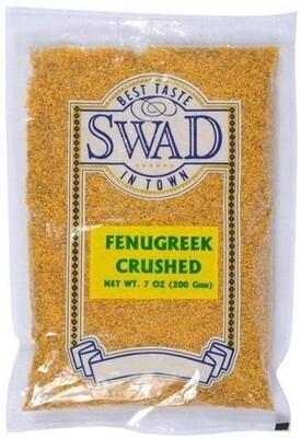 SWAD FENUGREEK CRUSHED  7OZ