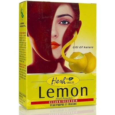 HESH LEMON PEEL PDR 100G