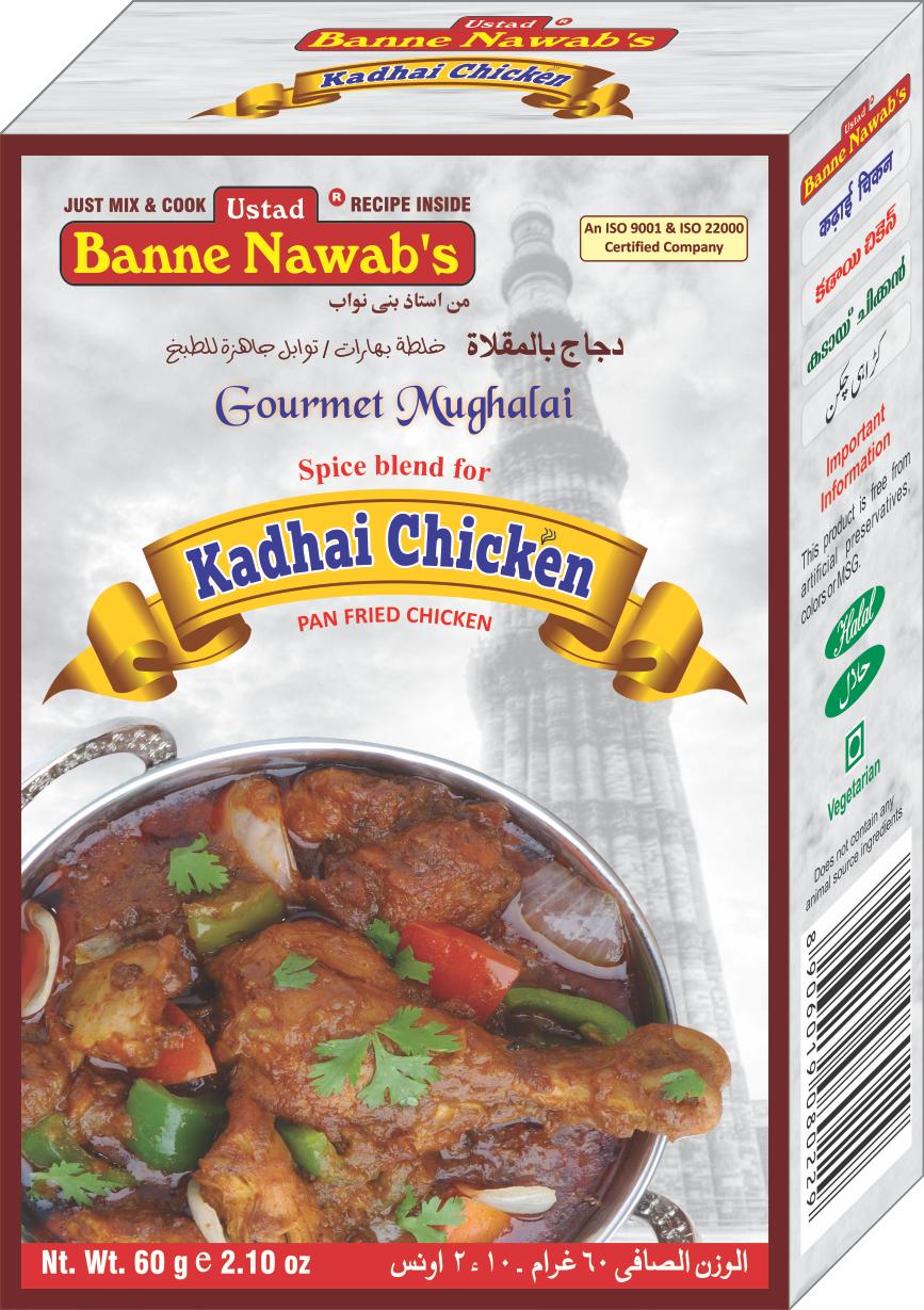BANNE NAWAB KADHAI CHICKEN