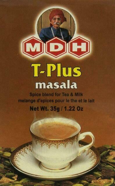 MDH T PLUS MASALA 35g