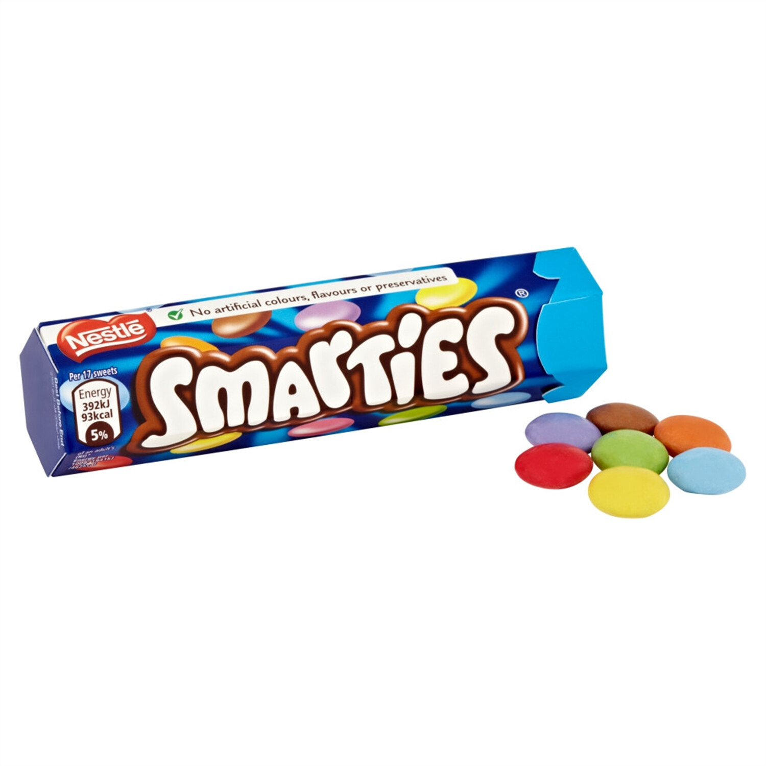 CANDY NESTLE SMARTIEST 38GM