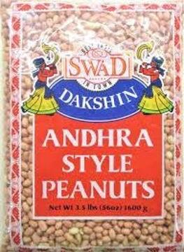 SWAD PEANUTS Andhra Style 3.5lb