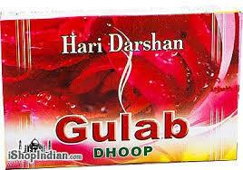 HARI DARSHAN DHOOP GULAB