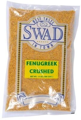 SWAD FENUGREEK CRUSHED 14OZ