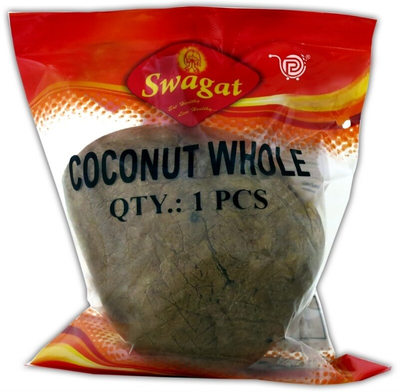 SWAGAT COCONUT WHOLE 1pc