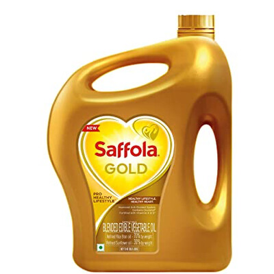 SAFFOLA GOLD OIL 5 LIT