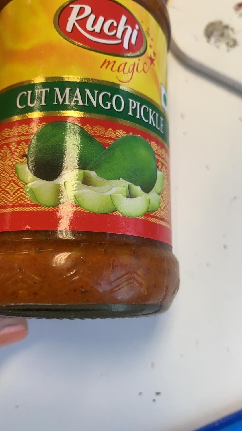 RUCHI MAGIC CUT MANGO PICKLE 300gm