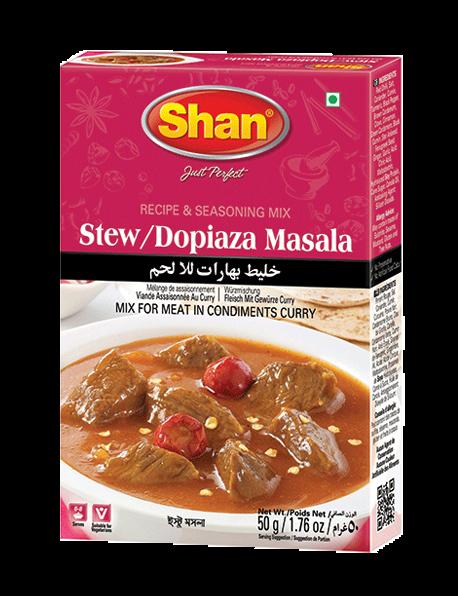 SHAN STEW DOPIAZA MSL 50g