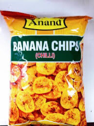 ANAND BANANA CHIPS CHILLI 200gm