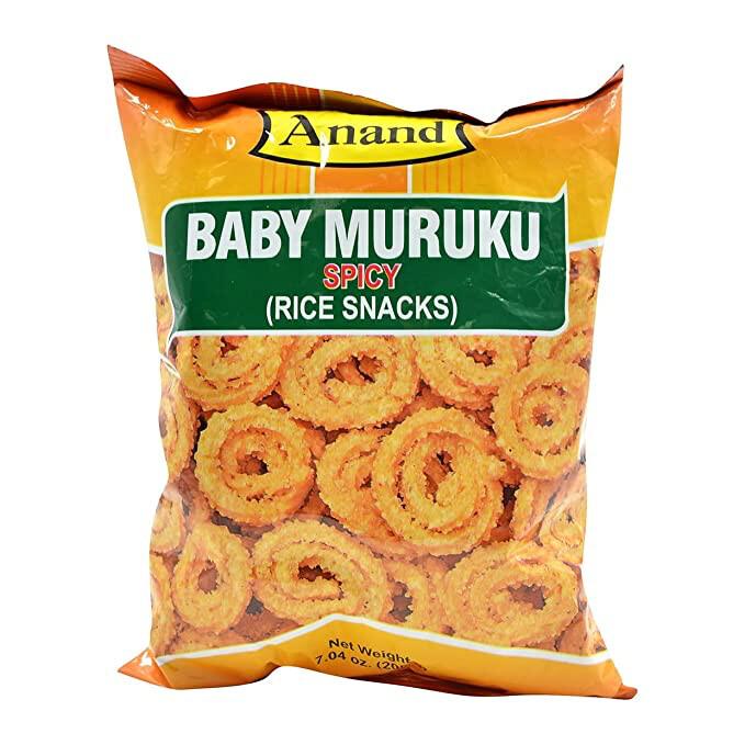 ANAND BABY MURUKU SPICY 200g