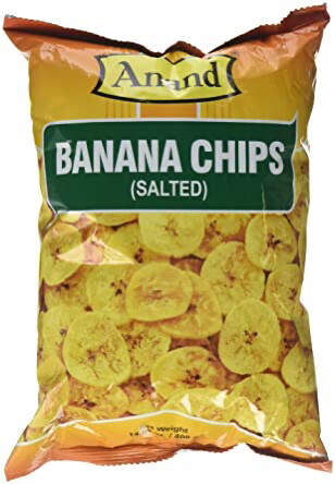 ANAND BANANA CHIPS SALTED 200gm