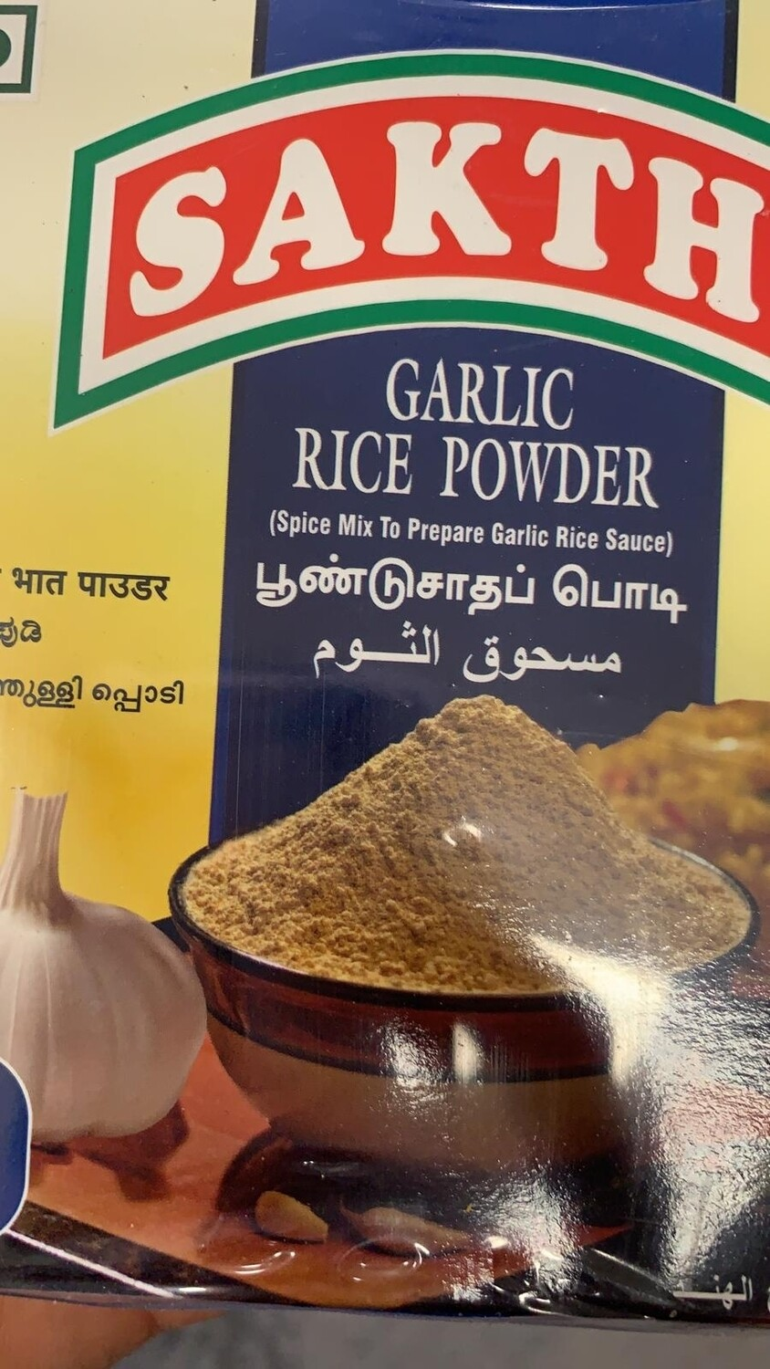 SAKTHI GARLIC RICE POWDER 200g