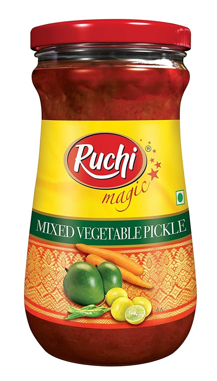 RUCHI MIXED PICKLE 300gm
