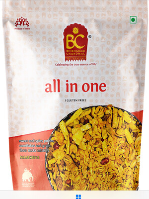BC ALL IN ONE 400 GM