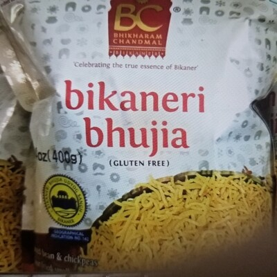 BC BIKANERI BHUJIA 400gm