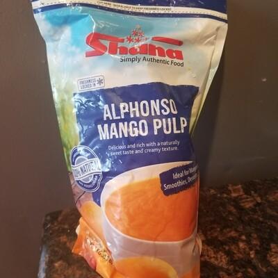 SHANA ALPHONSO MANGO PULP 1 KG