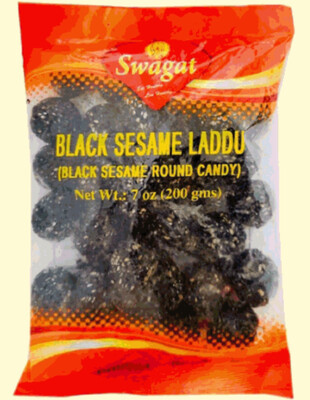 SWAGAT LADDU BLACK SESAME 200 GM