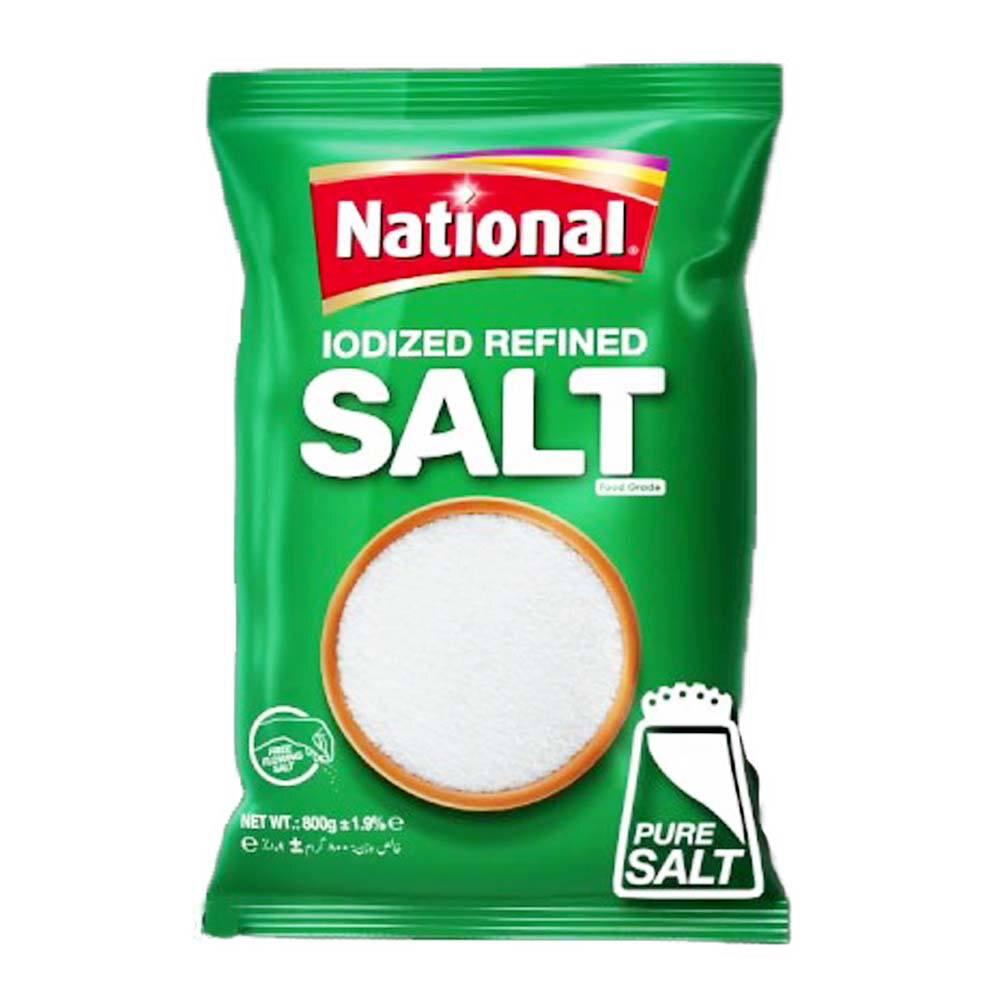 NATIONAL SALT 800GM