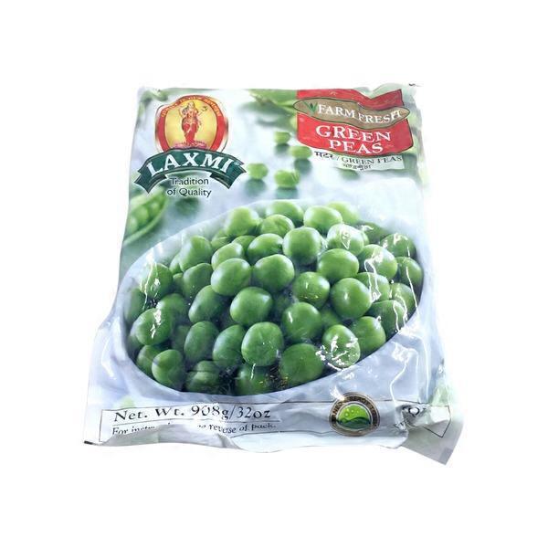 Lx GREEN PEAS 2LB