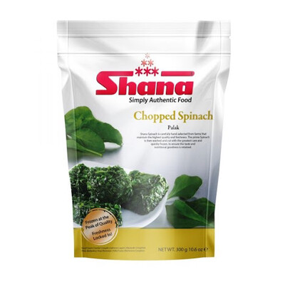 SHANA SPINACH 300gm
