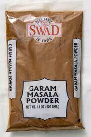 SWAD GARAM MASALA 14oz