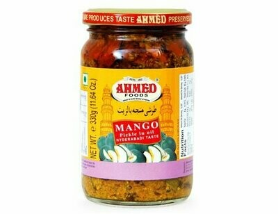 AHMED MANGO PICKLE HYDERABAD STYLE