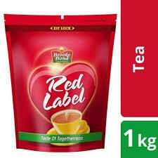RED LABEL TEA 1kg ZIPLOCK