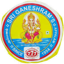 777 GANESH APPALAM PAPAD NO-3 200gm