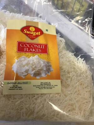 SWAGAT COCONUT FLAKES 400gm