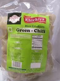 GAZAB KHICHIYA GREEN CHILLI 400g
