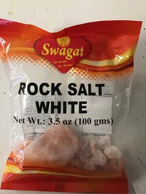 SWAGAT ROCK SALT WHITE 100 GM