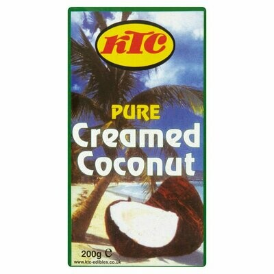 KTC CREAMED COCONUT 200gm
