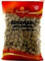 SWAGAT SOYA WADI (SOYA CHUNKS) 200 GM