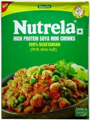 NUTRELLA MINI SOYA CHUNCKS 200G