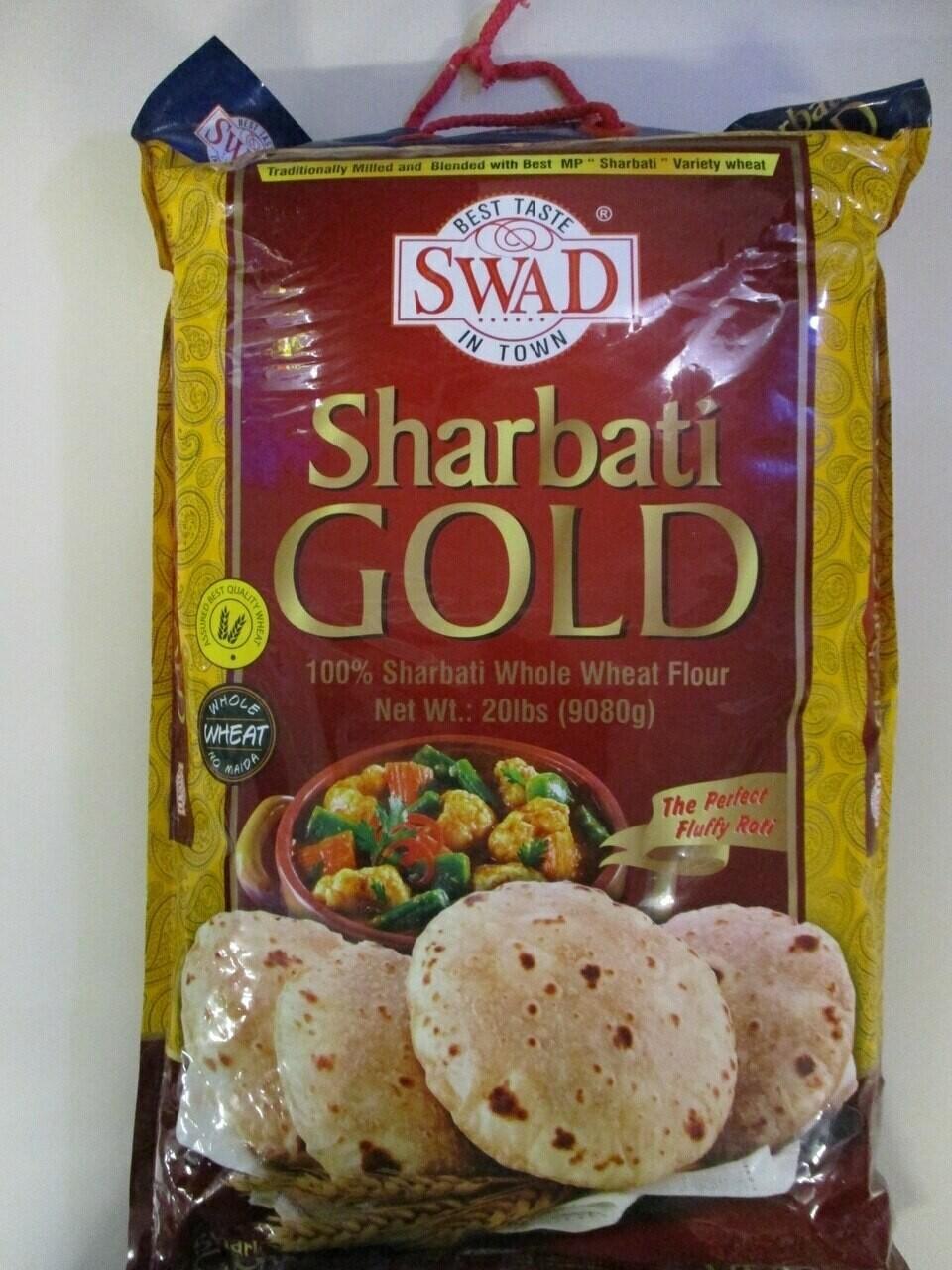 SWAD GOLD ATTA 20lb