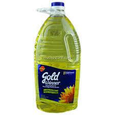 GOLDWINNER SUNFLOWER OIL 2ltr